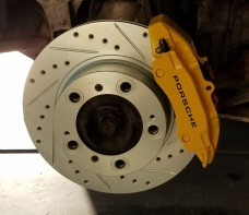 can you say Brembo?